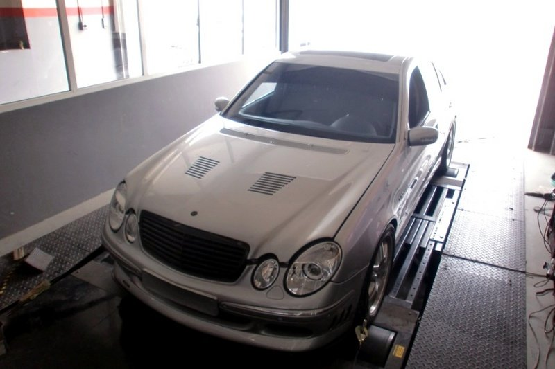 2011 Mercedes E-Class V12 By Speedriven | Top Speed