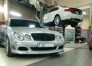 Mercedes E-Class V12 by Speedriven