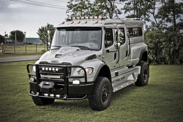 sportchassis p4xl gives hummer lovers an alternative picture