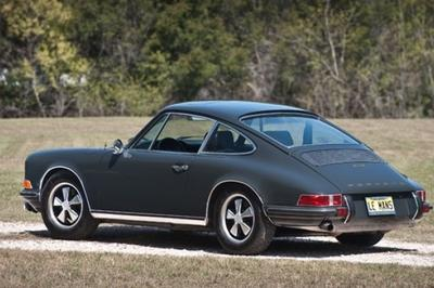 1970 Porsche 911S owned by Steve McQueen Exterior - image 396518