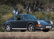 Porsche 911S owned by Steve McQueen