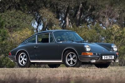 1970 Porsche 911S owned by Steve McQueen Exterior - image 396517