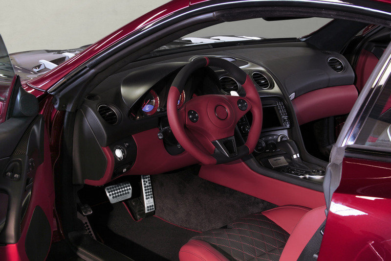 2011 Super GT Carlsson C25 Royale High Resolution Interior - image 394778