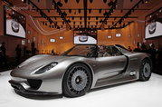 Top Speed's Top 10 Hybrid/Electric Sports and Super Cars - image 397282