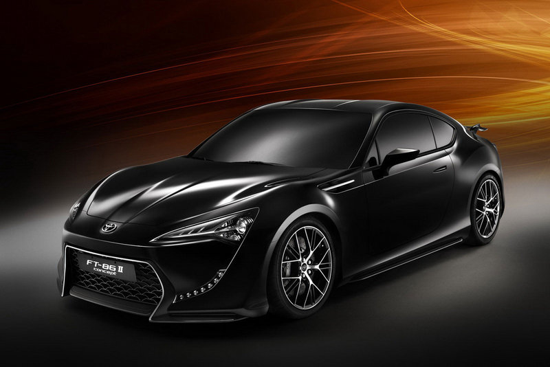 Toyota considers hybrid technology for their FT-86