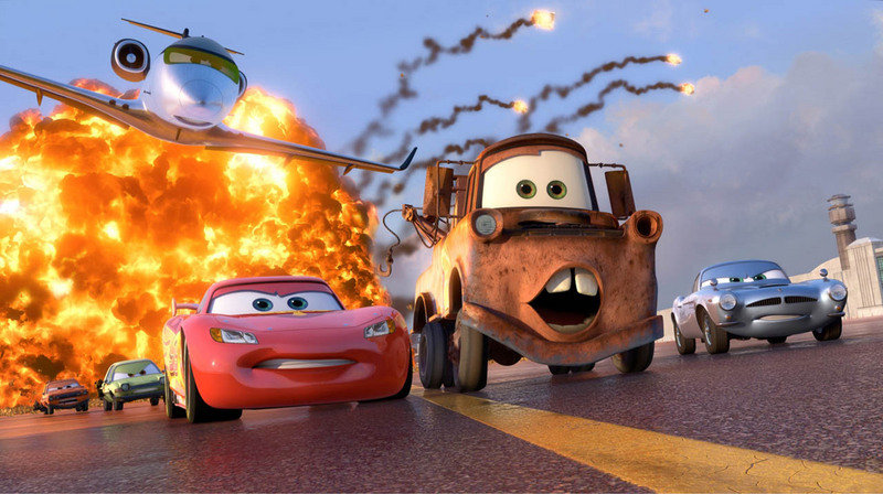 Cars 2: New trailer released
