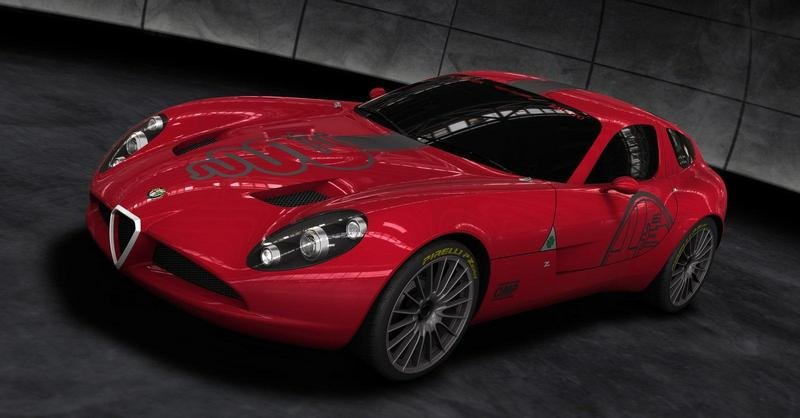 2011 Zagato TZ3 Stradale High Resolution Exterior - image 397648