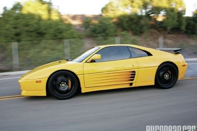 1994 Ferrari 348 Challenge Twin Turbo
