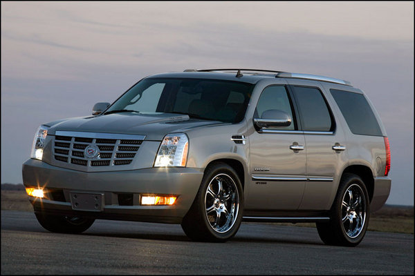 2007 2011 cadillac escalade by hennessey car review. Black Bedroom Furniture Sets. Home Design Ideas