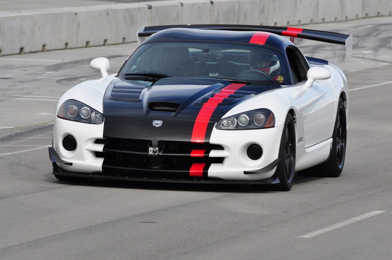 2008 - 2010 Dodge Viper SRT10 ACR