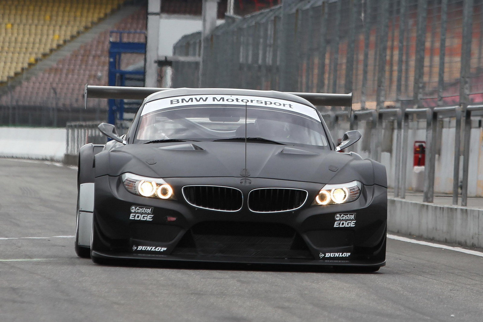 2010 Bmw Z4 Gt3 Picture 398482 Car Review Top Speed