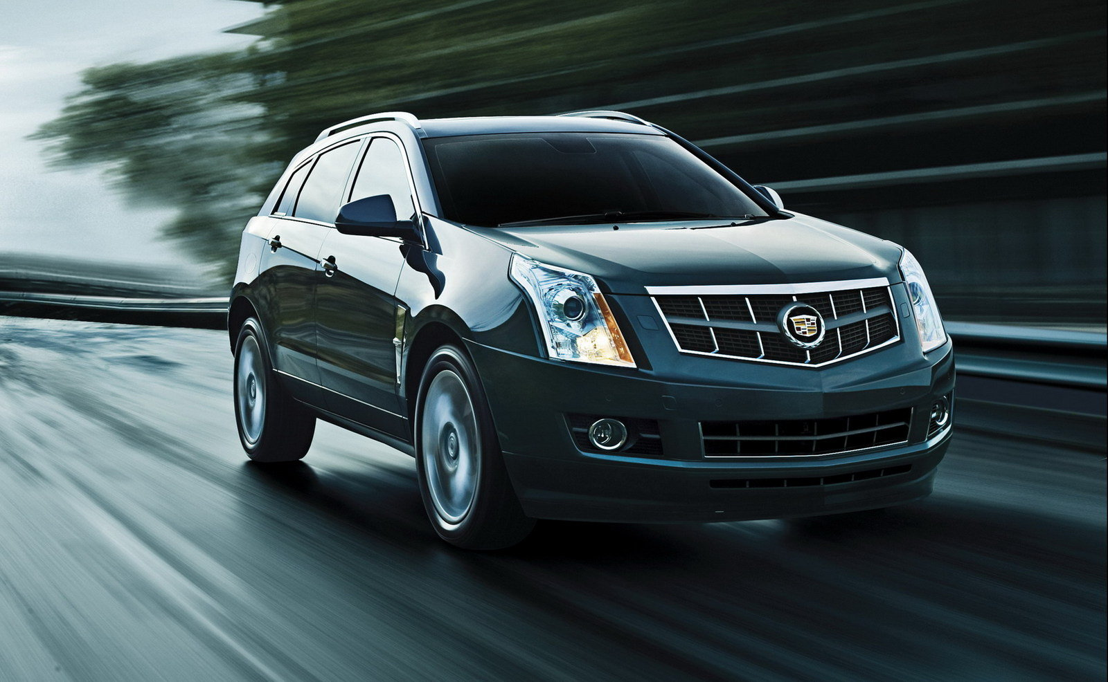 2010 2012 Cadillac Srx Pictures Photos Wallpapers And