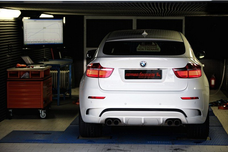 2011 BMW X5M and X6M by Romeo Ferraris