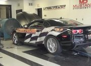 Chevrolet Camaro SS LS9 Drag Race by Lingenfelter