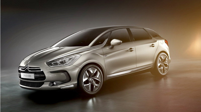 2011 Citroen DS5 High Resolution Exterior Wallpaper quality - image 399144