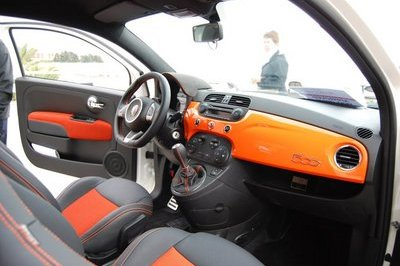 2011 Abarth 500 Motore Centrale R230 By Anzom Top Speed