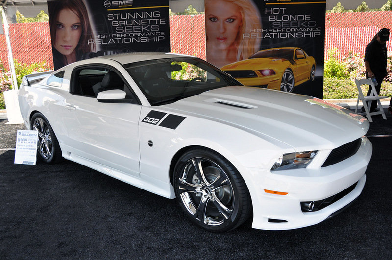 2011 Ford Mustang SMS 302 Black Label by SMS Supercars