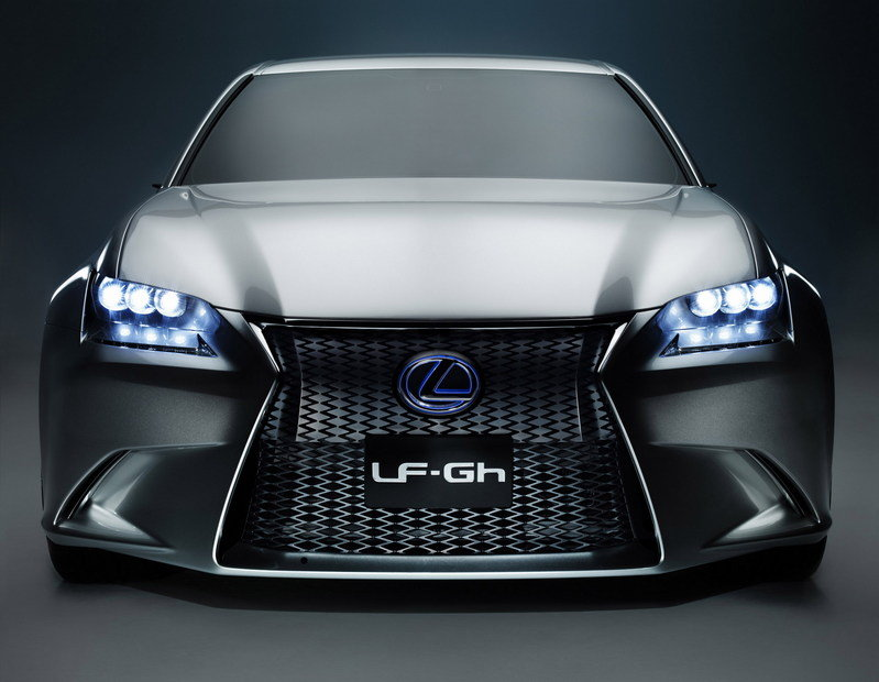 2011 Lexus LF-Gh Concept High Resolution Exterior - image 398767