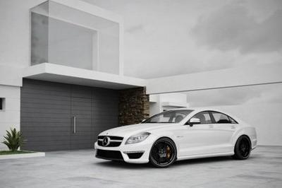 2011 Mercedes CLS63 AMG by Wheelsandmore