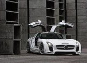 "Mercedes SLS AMG ""Gullstream"" by FAB Design"