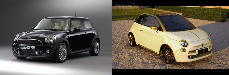 "2011 MINI Cooper S ""Inspired by Goodwood"" by Rolls-Royce High Resolution Exterior - image 398903"