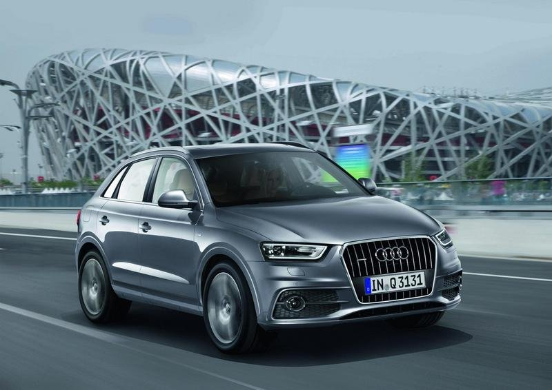 2012 Audi Q3 High Resolution Exterior Wallpaper quality - image 398888