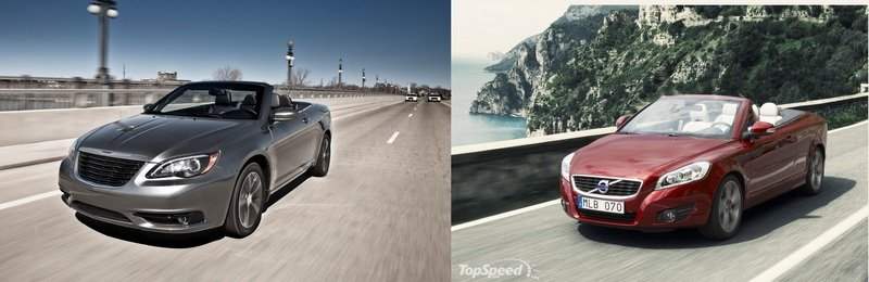 2012 Chrysler 200 S Convertible High Resolution Exterior - image 399784