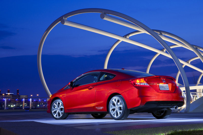 2012 Honda Civic SI High Resolution Exterior - image 399632