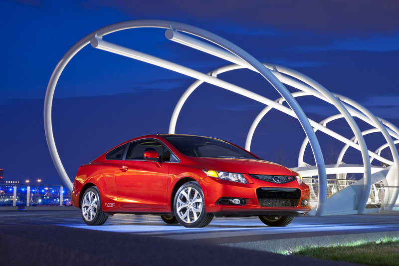 2012 Honda Civic SI High Resolution Exterior - image 399631