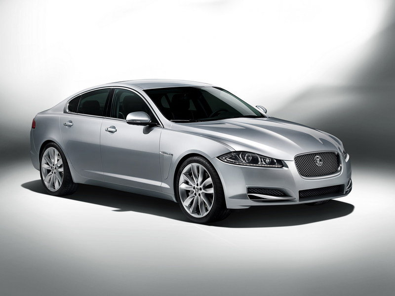 2012 - 2013 Jaguar XF High Resolution Exterior - image 399709