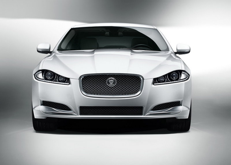 2012 - 2013 Jaguar XF High Resolution Exterior - image 399710