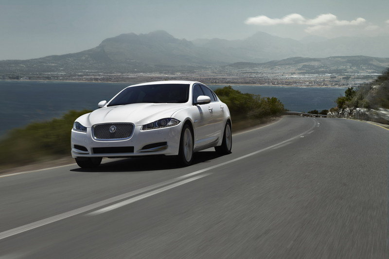 2012 - 2013 Jaguar XF High Resolution Exterior - image 399703