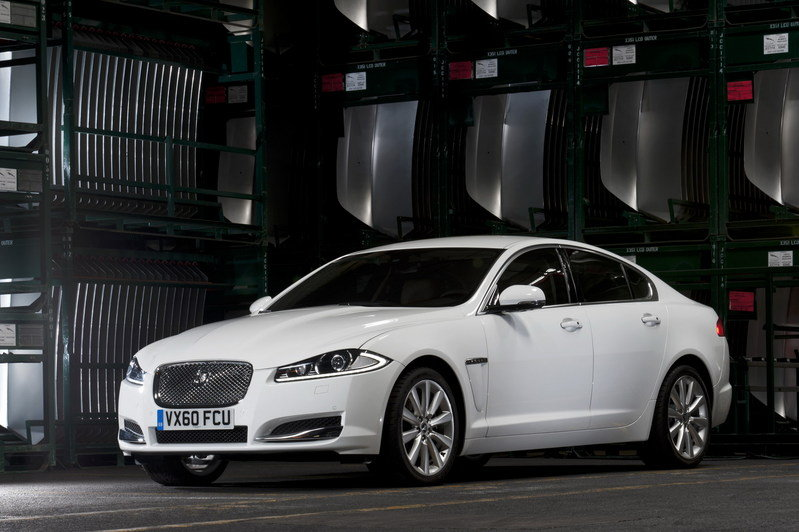 2012 - 2013 Jaguar XF High Resolution Exterior - image 399685