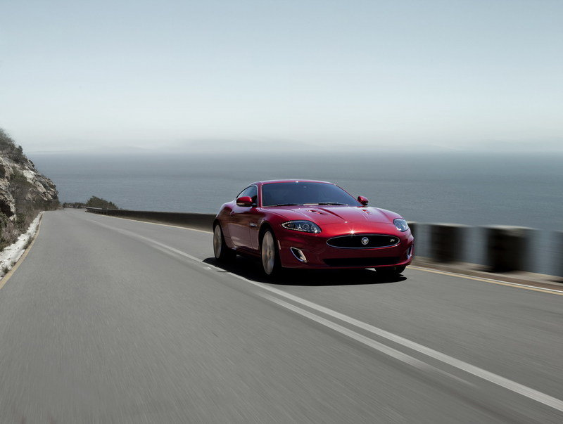 2012 Jaguar XK High Resolution Exterior - image 399693