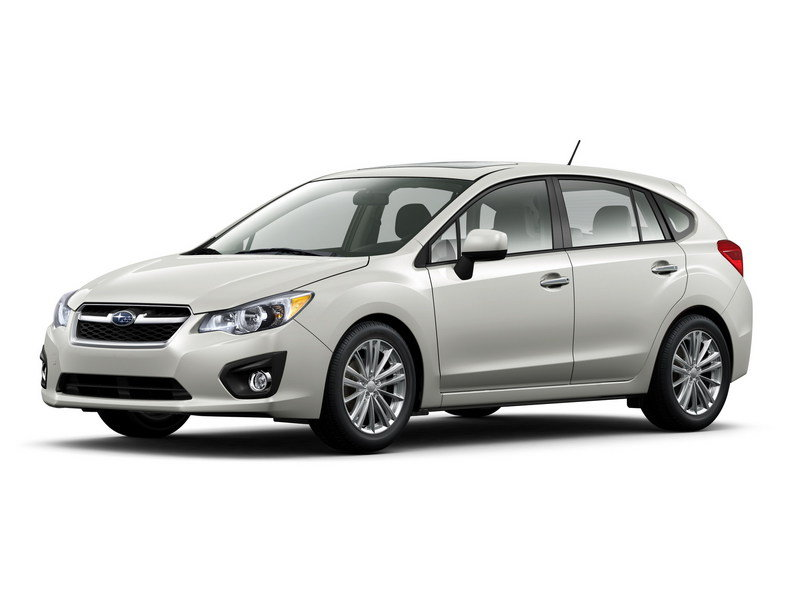 2012 - 2014 Subaru Impreza High Resolution Exterior - image 399560