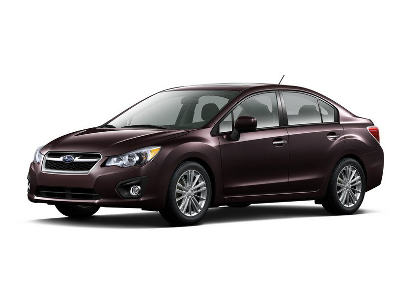 2012 - 2014 Subaru Impreza High Resolution Exterior - image 399558