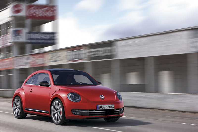 2012 - 2013 Volkswagen Beetle High Resolution Exterior Wallpaper quality - image 399162
