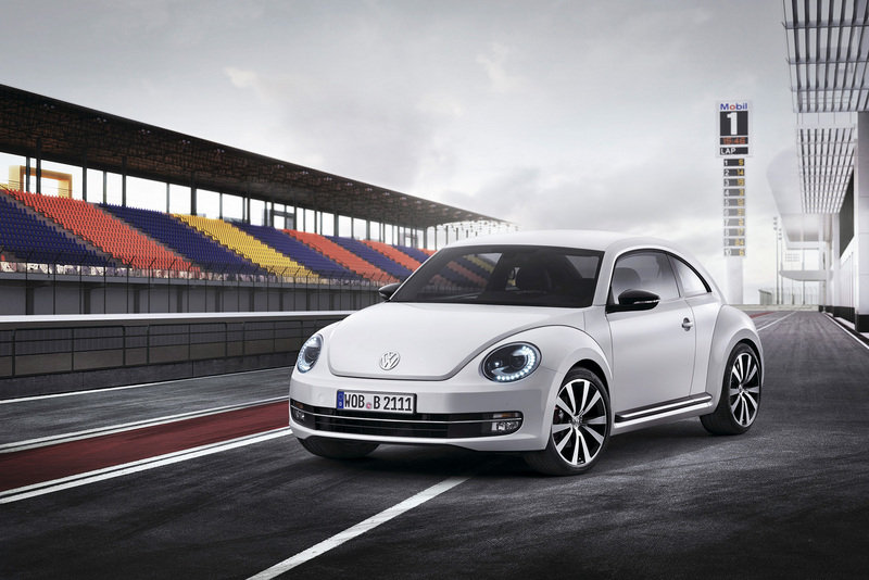 2012 - 2013 Volkswagen Beetle High Resolution Exterior Wallpaper quality - image 399155