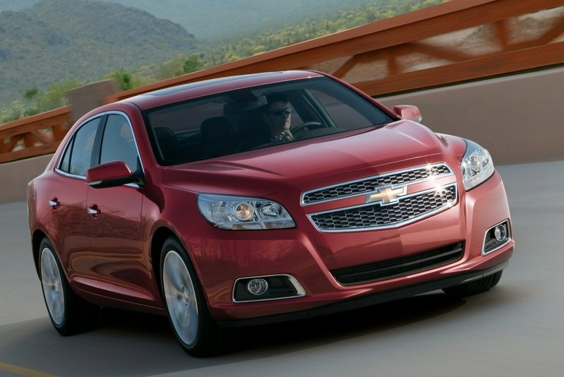 2013 Chevrolet Malibu High Resolution Exterior - image 398963