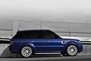 Landrover Range Rover RS300 Limited Edition by Afzal Kahn