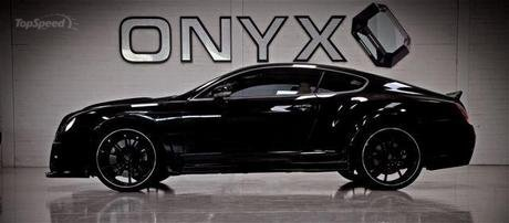 Bentley Continental GTO by Onyx