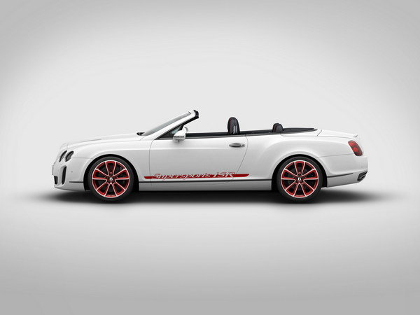 bentley supersports continental convertible isr mulliner picture