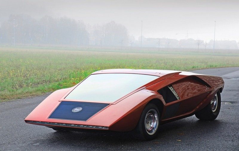 Bertone to auction off concept car collection at Villa d'Este High Resolution Exterior - image 397915
