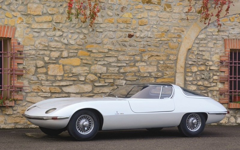 Bertone to auction off concept car collection at Villa d'Este High Resolution Exterior - image 397916