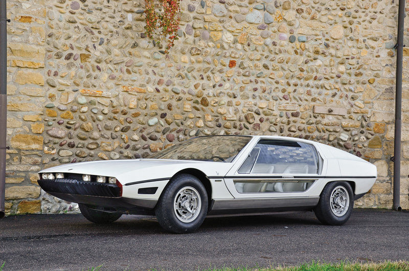 Bertone to auction off concept car collection at Villa d'Este High Resolution Exterior - image 397912
