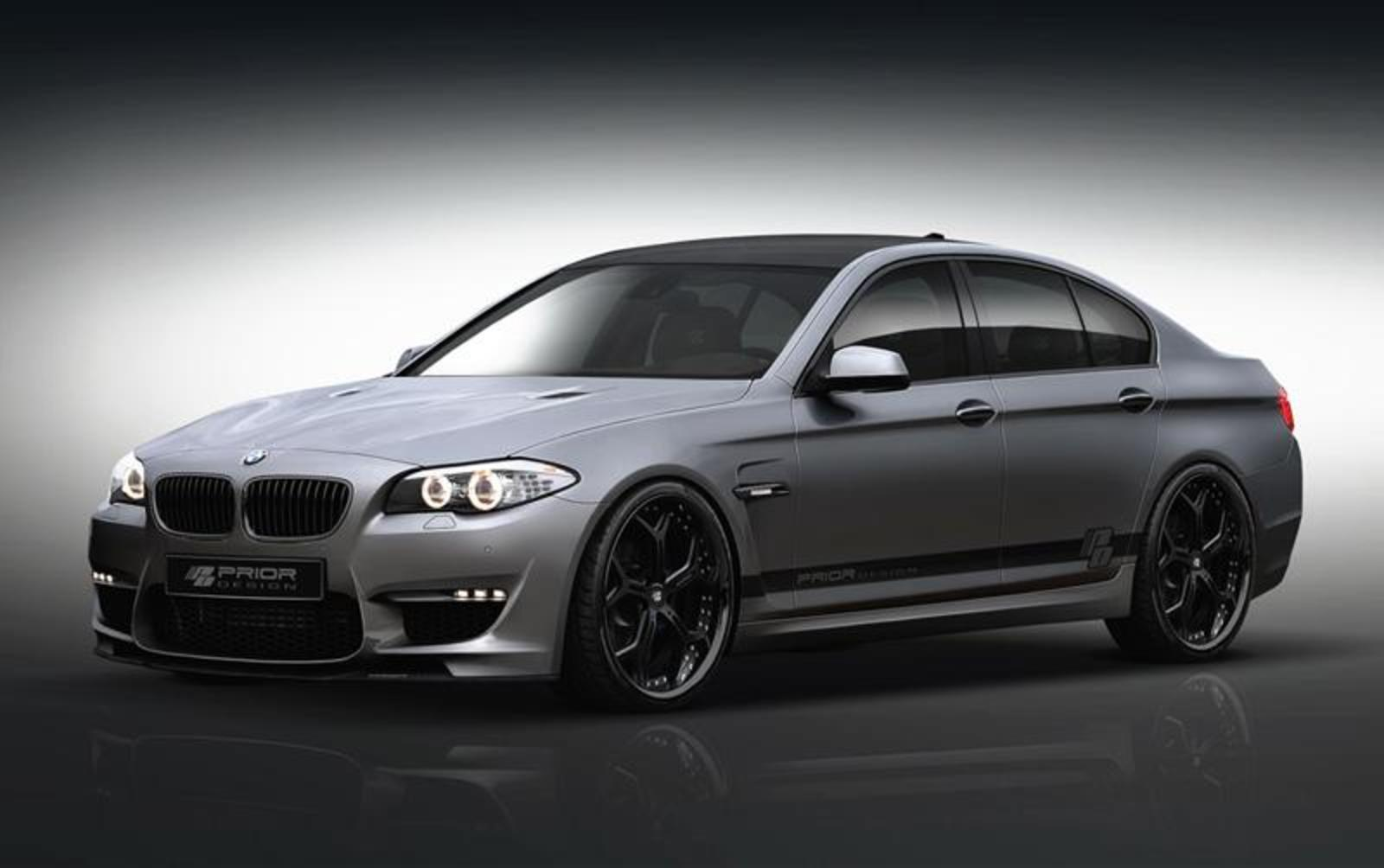2012 bmw m5 f10 by prior design review top speed. Black Bedroom Furniture Sets. Home Design Ideas