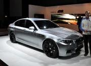 BMW M5 Concept to be revealed at Shanghai show - image 397920