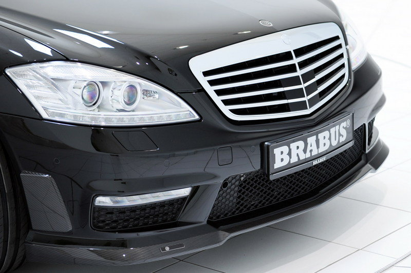 Mercedes models blast off with the Brabus PowerXtra CGI Performance Kits