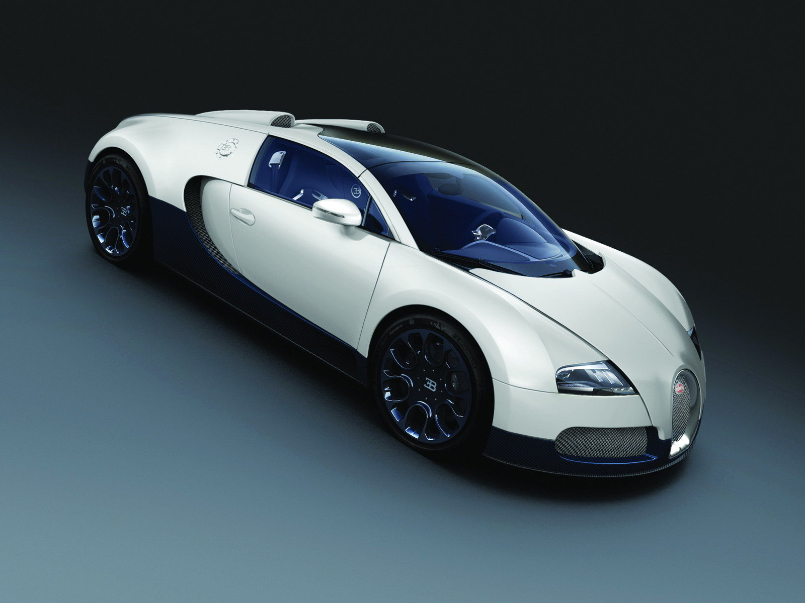 2011 bugatti veyron grand sport matte white picture. Black Bedroom Furniture Sets. Home Design Ideas