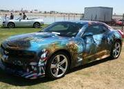 Chevrolet Camaro Art Car